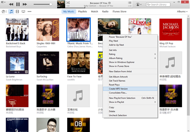 How to M4A to MP3 on Mac?