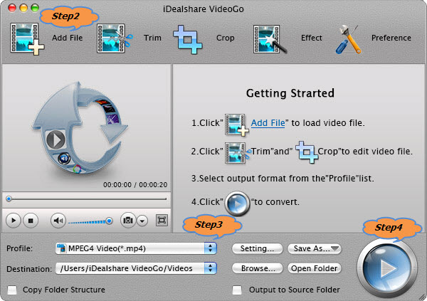Convert Final Cut Pro to WMV on Mac or Windows