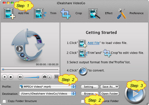 Export and Convert iMovie to WMV on Mac or Windows