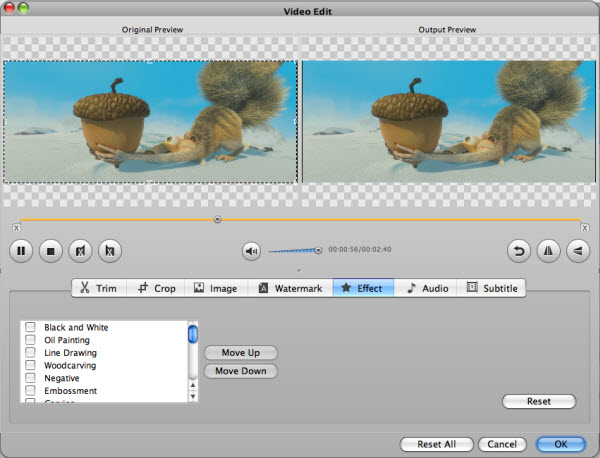 Import SWF into iMovie by Converting SWF to iMovie MP4 or MOV
