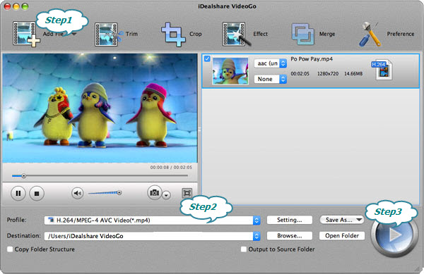 Convert DivX to iTunes on Mac