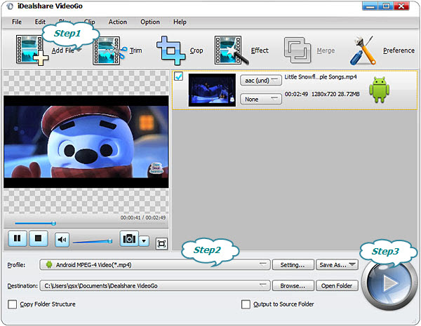 Convert AVI to Premiere Supported Video Format