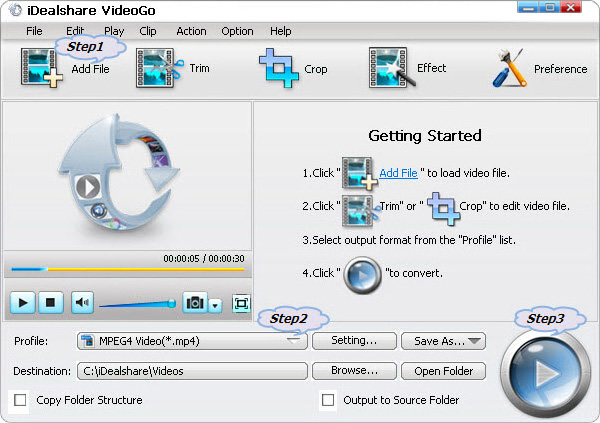 How to Convert MP4 to VP9??