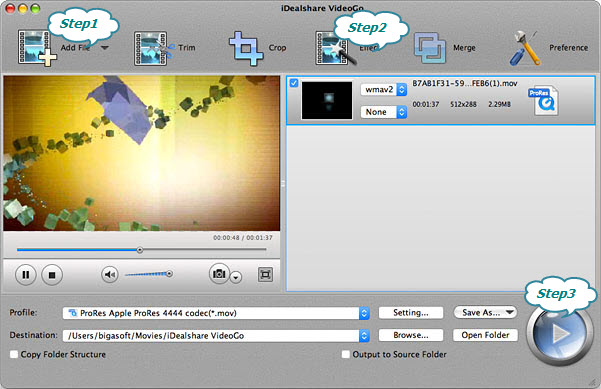 How to Add  ass Subtitles to Video AVI, MP4, MKV, VOB on Mac