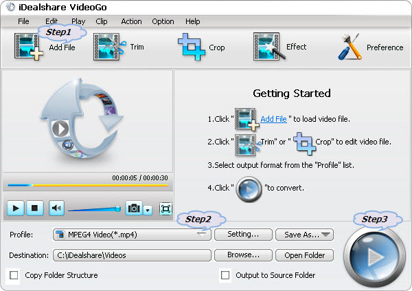 Windows Media Player AVI Solution - Convert AVI to Windows Media Player Format