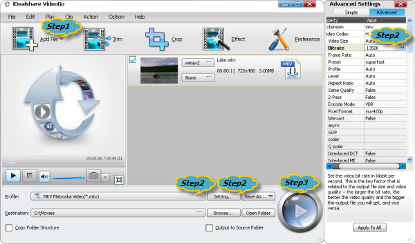 How to Compress MKV File Size?