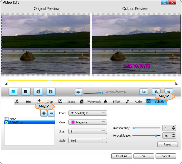 Video converter mkv to mp4 with subtitles shapath full movie this article will show to how to extract subtitle from mp4 easily with the best and most powerful subtitle extractor bigasoft total video converter do i ccuart Choice Image
