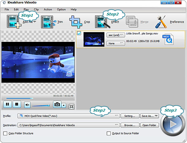 How to rotate quicktime video 90 degrees 180 degrees on pc or mac rotate quicktime video step by step guide ccuart Choice Image