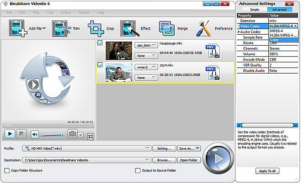 Split mkv files how to split mkv by chapter without re encoding split mkv without re encoding ccuart Choice Image
